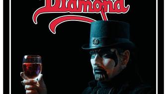 Mægtige King Diamond kommer til Danmark!