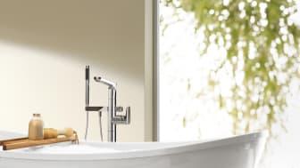 Undersøkelse: Småbarnsforeldre stressmestrer i badekaret