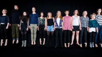 Avgångsföreställning på MDT med Kandidatprogrammet i dans