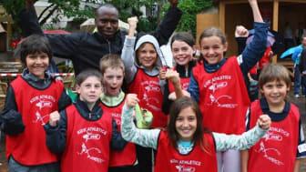 Nestlé stödjer utvecklingen av ungdomsidrott