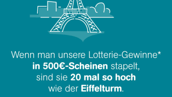Mehr als 4,1 Milliarden Euro an Fördergeldern ausbezahlt –  55 Jahre Aktion Mensch