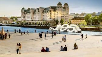 Dags för X 2000-premiär till Oslo