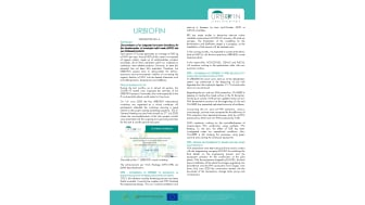 6TH URBIOFIN NEWSLETTER ONLINE
