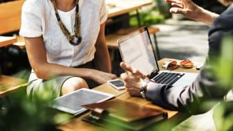 Verksamheter eftersträvar en balans mellan säkerhet och flexibilitet för sin digitala arbetsplats.