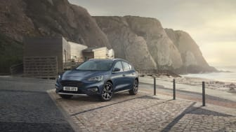 Rekordbra Focus-salg i Europa – og nå kommer Focus Active i eksklusiv Vignale X-modell