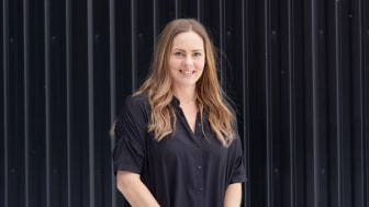 Kimona Boussard är ny uppdragsansvarig arkitekt på Carlstedt Arkitekter i Eskilstuna