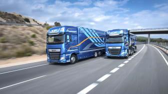 DAFs nya CF och XF har utsetts till International Truck of the Year