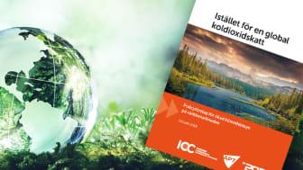 Ny rapport presenterar alternativ till en global koldioxidskatt