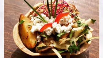 Kreative Gemüse-Snacks aus der Leckerey!