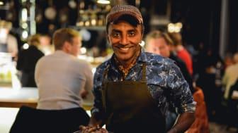 Marcus Samuelsson, Creative Director för Kitchen & Table.