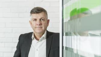 VD Niclas Reinikainen informerade om Sandviken Energi i kommunfullmäktige