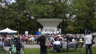 Trädgårdsföreningen, Linköpings Stadsfest