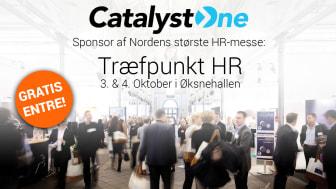 CatalystOne sponsorerer Nordens største HR-event