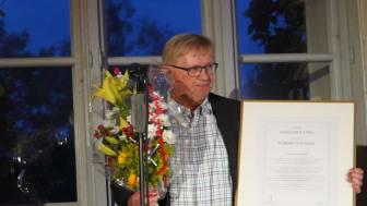 Göran Nilsson tilldelas 2019 års Dalecarlicapris.