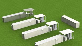 Batterisystemet kommer att levereras av Nidec Industrial Solutions