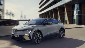 Renault Mégane revolutionen