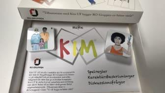 RO-Gruppen hjälper KIM UF att lansera ett memoryspel för barn med normbrytande motiv för att öka förståelsen för alla människors lika värde