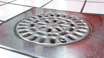 Purus ger dig svaren på hur du rengör din golvbrunn.