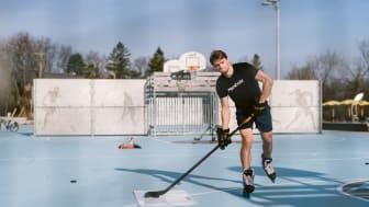 Nästa stora stjärna, 17-årige Shane Wright. Kapten i kanadensiska U-18 landslaget gör NHL-stjärnorna sällskap att investera i Marsblade.