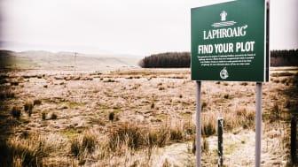 Friends of Laphroaig plot