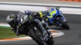ロードレース世界選手権 MotoGP(モトGP) Rd.19 11月17日 バレンシア
