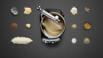 Världens första globala bröd  - Bakat på algoritmer