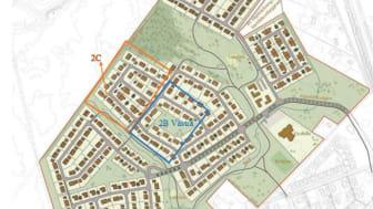 Idag öppnar intresseanmälan för småhustomter på Askeslätt