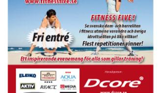 Fitness Five på Café Opera