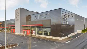 ELIXIA Onkiniemen uudet toimitilat sijaitsevat Lielahden kasvukeskuksessa hyvien kulkuyhteyksien varrella.
