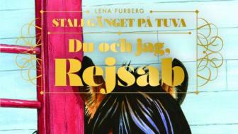 Omslag Stallgänget på Tuva - Du och jag, Rejsab
