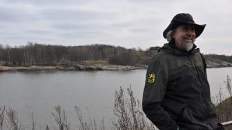 Per Holger Dahlén, vd och medgrundare av Skogr Kaupa.