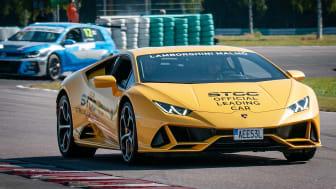 Lamborghini Malmö. Foto: Anders Helgesson