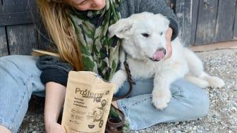 Proferm® Pets nytt pre- och probiotiskt fodertillskott för husdjur