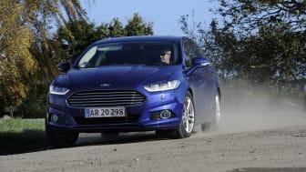 Business Bilen 2016: Ford Mondeo er årets bedste firmabil!