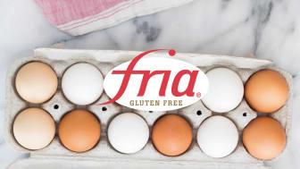 Endast ägg från frigående höns hos Fria Bröd AB
