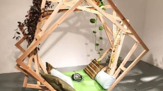 Northumbria University student shortlisted for Gillian Dickinson North East Young Sculptor Award 2020