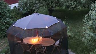 Airhouse-insektsnät till parasollet-smartasaker