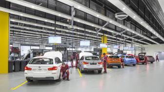 Hedin Automotive AG fortsätter nu att växa när företaget förvärvar den strategiskt viktiga plåt- och lackverkstaden CaroLack Galliker intill dess återförsäljare i Dielsdorf.