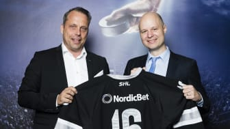 NordicBet ny huvudsponsor till SHL
