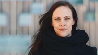 Veronica Janunger, grundare av Suitcase Opera. Foto: Bea Holmberg