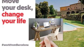 Barcelona Workation programme
