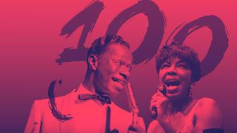 Nat King Cole - Unforgettable. Foto: Danmarks Underholdningsorkester/Tivoli