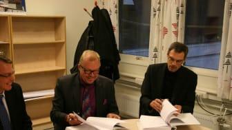 Veab tecknar avtal med Andritz Recovery and Power Division