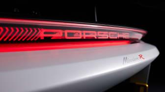 Porsche Mission R: Fuldt elektrisk og skabt til racerbanen