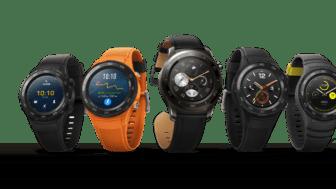 Nya Huawei Watch 2 – en komplett träningsklocka