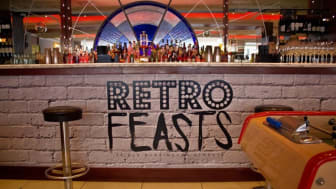 Retro Feasts-Fizz's with delights