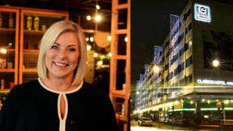 Virpi Törnroth, hotelldirektör Clarion Hotel Amaranten