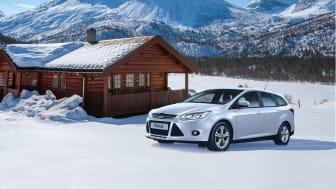 Siste generasjon Ford Focus har nå solgt 1 million biler