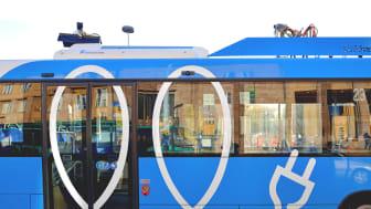 LaddAlliansen möjliggör eldrift i kollektivtrafik