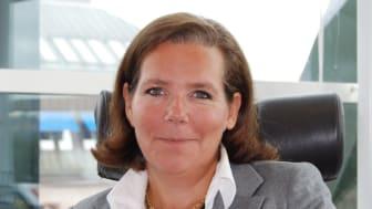 Immaterialrättsadvokat och ambassadör för kvinnligt företagande till Delphi